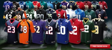 Leach Enterprises has NFL Jerseys for Sale Online