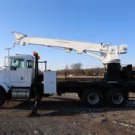 Leach Enterprises has a Used Kenwoth Crane Truck for Sale Online