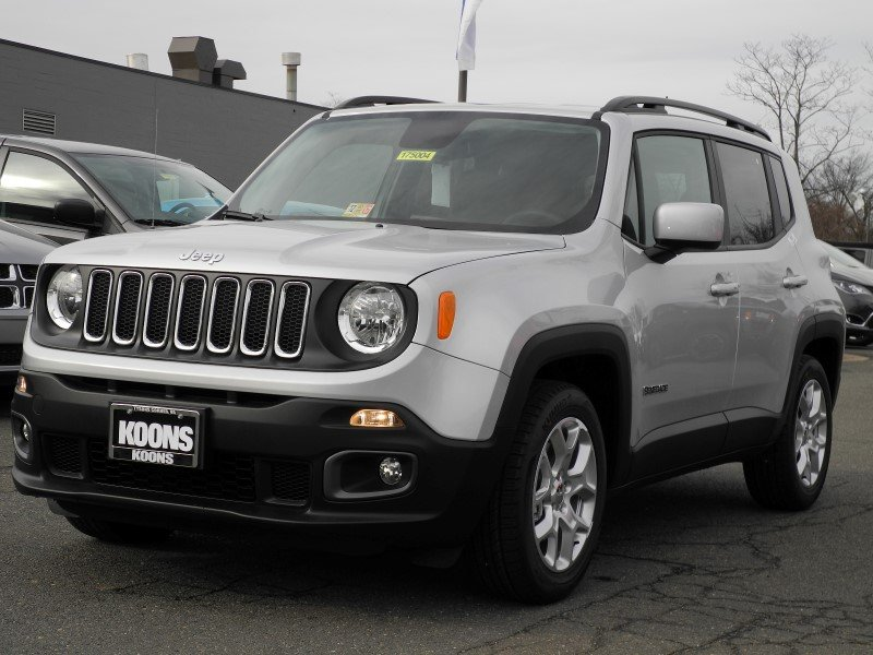 Leach Enterprises has a New Jeep Renegade for Sale Online