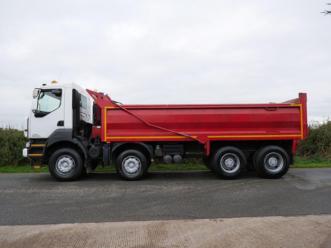 Leach Enterprises has a Tipper Truck for Sale Online