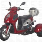 Leach Enterprises has Ice Bear 3 Wheel Gas Scooter for Sale Online