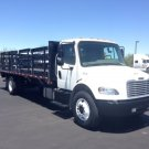 Leach Enterprises has a Freightliner Flatbed Truck for Sale Online