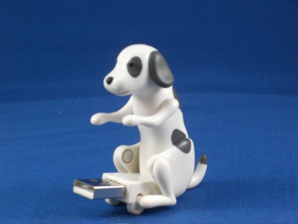 USB Humping Dog - Dalmatian