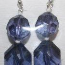 Elegant 59 Baby and Navy Blue Ear Rings