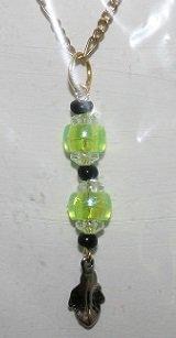 Leaf Tip Necklace