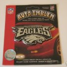 Philadelphia Eagles Chrome Auto Car Emblem Logo Gift