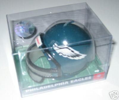 Philadelphia Eagles SporTop Football Helmet Candle Medium Gift