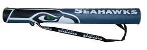 Seattle Seahawks 6-Pack Can Shaft Cooler w/Strap Gift