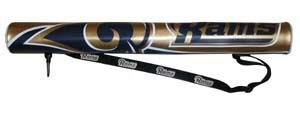 St. Louis Rams 6-Pack Can Shaft Cooler w/Strap Gift