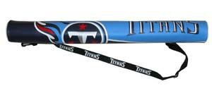 Tennessee Titans 6-Pack Can Shaft Cooler w/Strap Gift