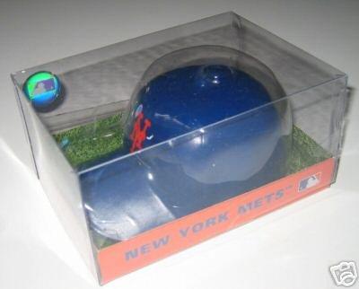 New York Mets SporTop Baseball Cap Candle Large Gift