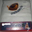 Atlanta Thrashers Hooded Baby Towel Beach Cover Up Gift