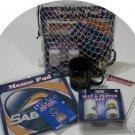 Buffalo Sabres 5pc Hockey Gift Net Basket