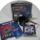 Columbus Blue Jackets Hockey Gift Net Basket