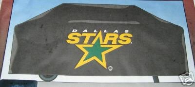 Dallas Stars Barbecue BBQ Grill Cover Gift
