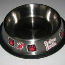New Jersey Devils 32oz Stainless Steel Pet Dog Food Water Bowl Gift