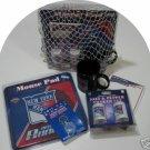 New York Rangers 5pc Hockey Gift Net Basket