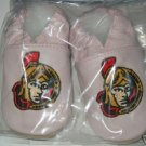 Ottawa Senators PINK Leather Baby Shoes Booties ALL SIZES Gift