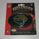 Jacksonville Jaguars 3-D Color Chrome Auto Car Emblem Gift