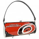 Carolina Hurricanes Littlearth Fender Flair Purse Bag Swarovski Crystals Hockey Gift