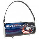 Columbus Blue Jackets Littlearth Fender Flair Purse Bag Swarovski Crystals Hockey Gift