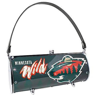 Minnesota Wild Littlearth Fender Flair Purse Bag Swarovski Crystals Hockey Gift