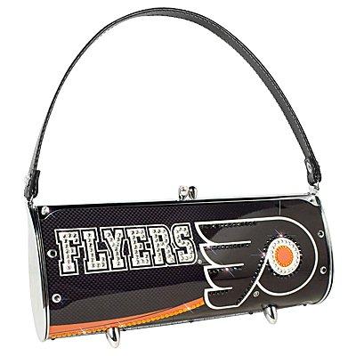Philadelphia Flyers Littlearth Fender Flair Purse Bag Swarovski Crystals Hockey Gift