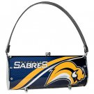 Buffalo Sabres Littlearth Fender Purse Bag Hockey Gift