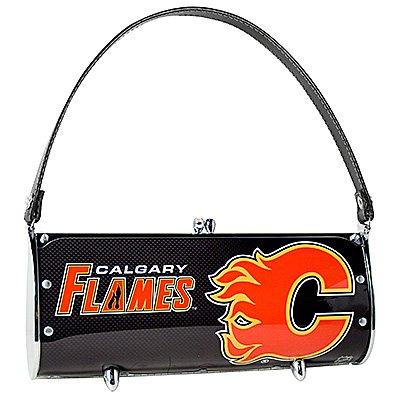 Calgary Flames Littlearth Fender Purse Bag Hockey Gift