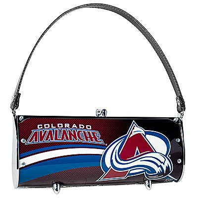 Colorado Avalanche Littlearth Fender Purse Bag Hockey Gift
