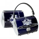 Los Angeles Kings Littlearth Super Cyclone Purse Bag Hockey Gift