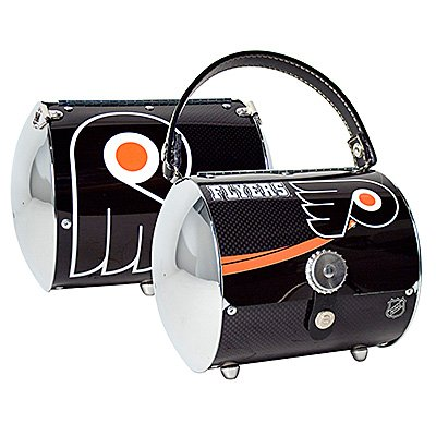 Philadelphia Flyers Littlearth Super Cyclone Purse Bag Hockey Gift