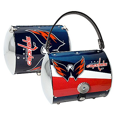 Washington Capitals Littlearth Super Cyclone Purse Bag Hockey Gift