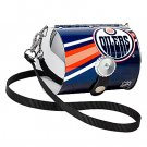 Edmonton Oilers Littlearth Petite Purse Bag Hockey Gift