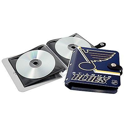 St. Louis Blues Littlearth Rock-n-Road CD DVD Holder Gift