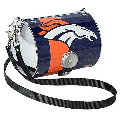 Denver Broncos Littlearth Petite Purse Bag Gift