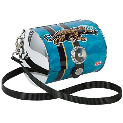 Jacksonville Jaguars Littlearth Petite Purse Bag Gift