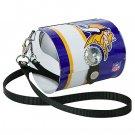Minnesota Vikings Littlearth Petite Purse Bag Gift