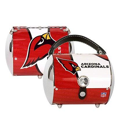 Arizona Cardinals Littlearth Super Cyclone Purse Bag Gift