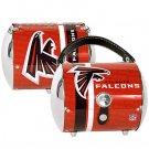 Atlanta Falcons Littlearth Super Cyclone Purse Bag Gift