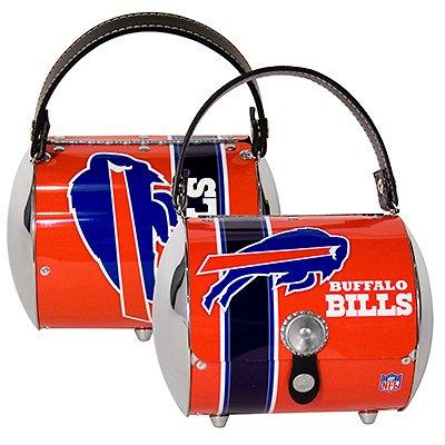 Buffalo Bills Littlearth Super Cyclone Purse Bag Gift