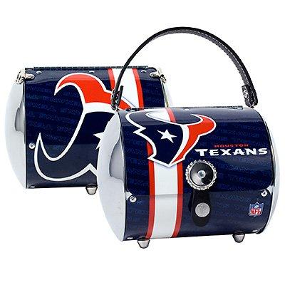 Houston Texans Littlearth Super Cyclone Purse Bag Gift