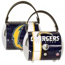 San Diego Chargers Littlearth Super Cyclone Purse Bag Gift