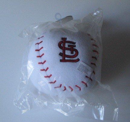 St. Louis Cardinals Baby Team Ball Plush Baseball Toy Gift
