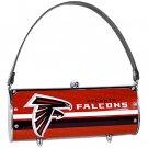 Atlanta Falcons Littlearth Fender License Plate Purse Bag Gift
