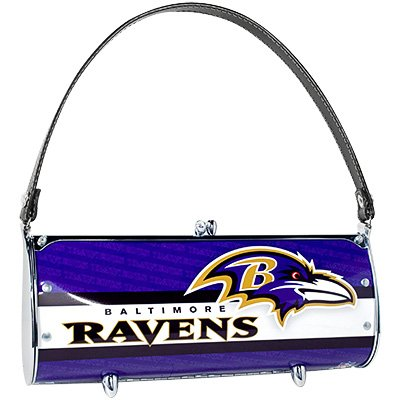 Baltimore Ravens Littlearth Fender License Plate Purse Bag Gift
