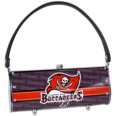 Tampa Bay Buccaneers Littlearth Fender License Plate Purse Bag Gift