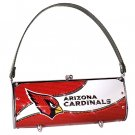 Arizona Cardinals Littlearth Fender Flair Purse Bag Swarovski Crystals Gift