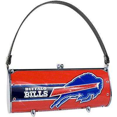 Buffalo Bills Littlearth Fender Flair Purse Bag Swarovski Crystals Gift