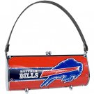 Buffalo Bills Littlearth Fender Flair Purse Bag Swarovski Crystals Gift
